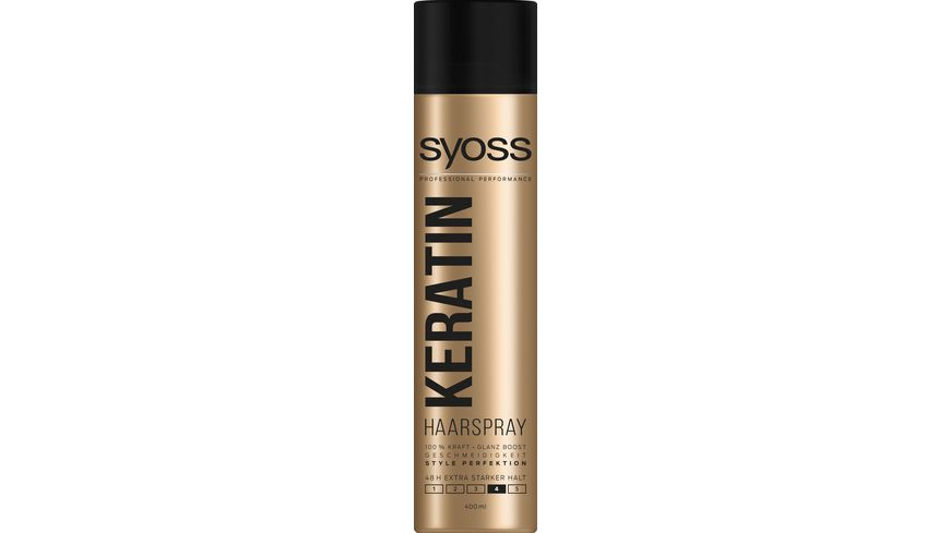 syoss Keratin Haarspray