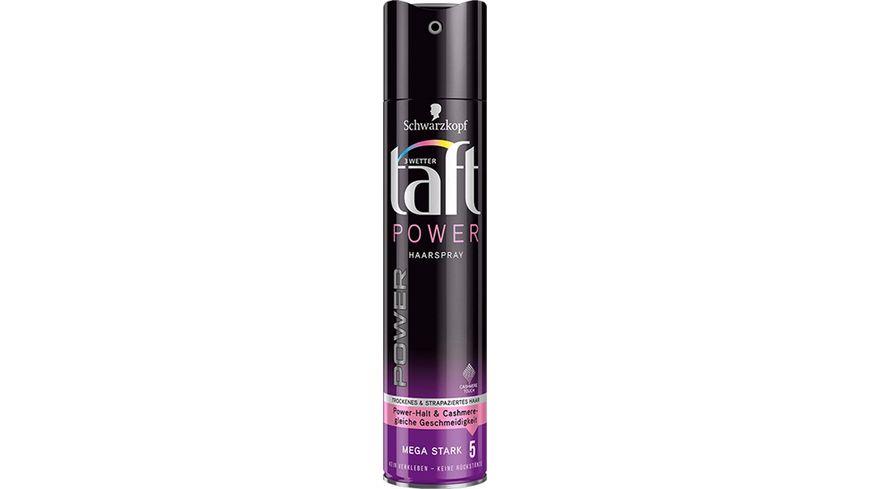 Schwarzkopf 3 WETTER taft Power Haarspray Cashmere Touch