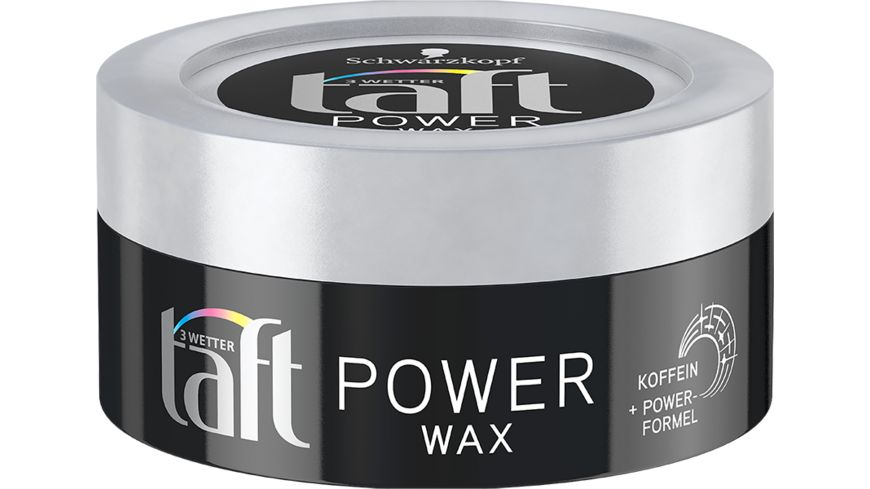 3 WETTER TAFT Wax Power
