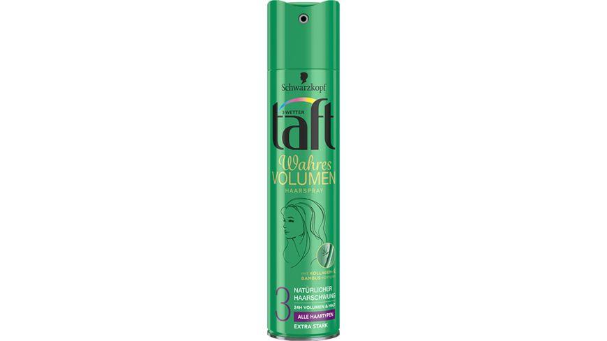 Schwarzkopf 3 WETTER taft Haarspray Volumen Extra Starker Halt