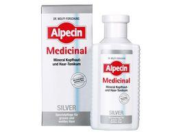 Alpecin Haarwasser Silver