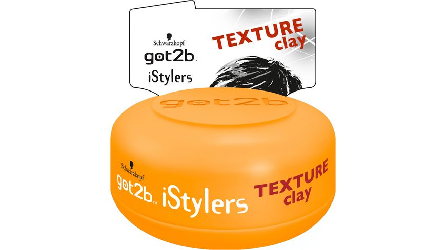 Schwarzkopf got2b Clay Paste iStylers