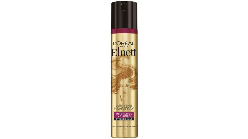 L'ORÉAL PARIS Elnett Haarspray De Luxe extra Volumen extra starker Halt