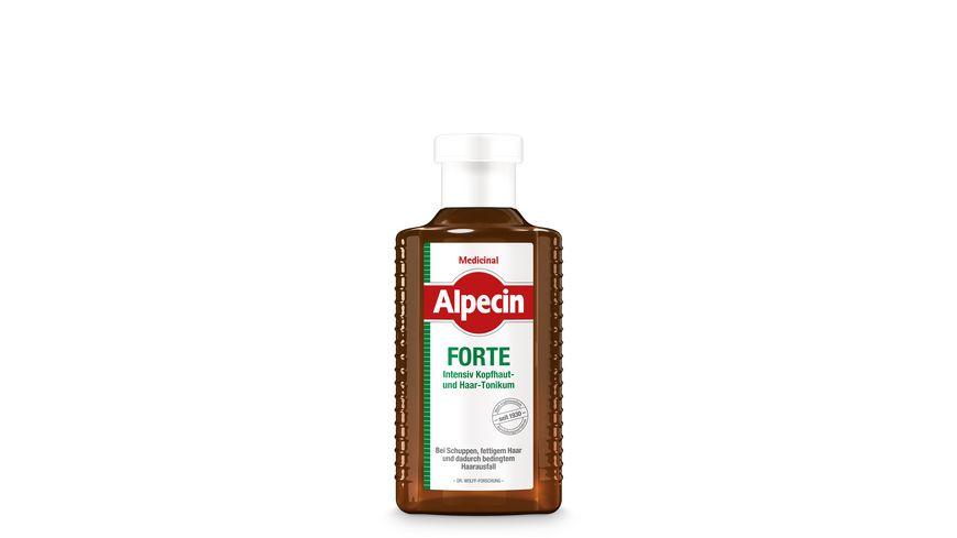 Alpecin Haarwasser Forte