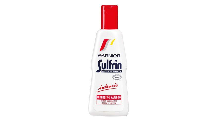 GARNIER Sulfrin Shampoo Intensiv