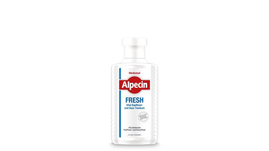 Alpecin Haarwasser Fresh