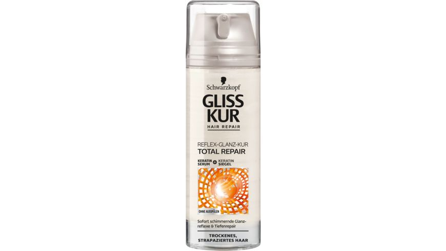 Schwarzkopf GLISS KUR Reflex Glanz Kur Total Repair