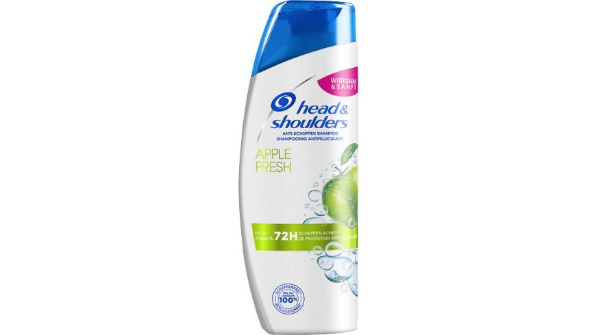 head shoulders Anti Schuppen Shampoo apple fresh