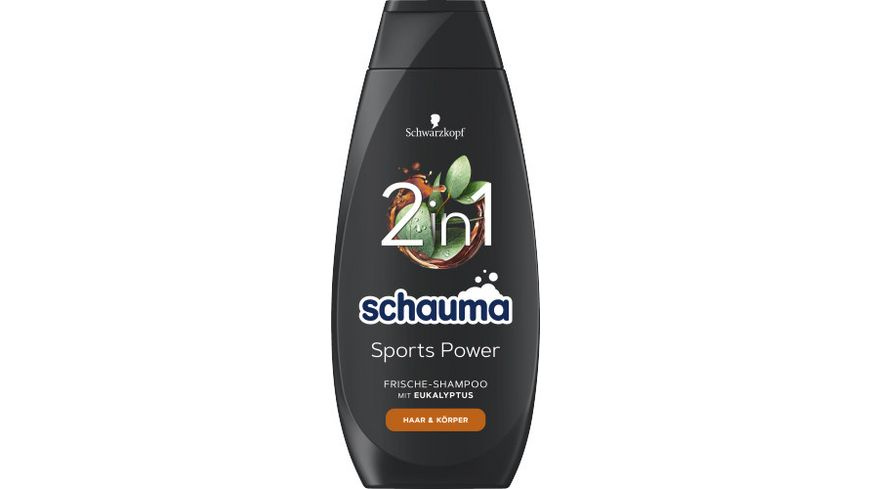 schauma Shampoo Sports Power