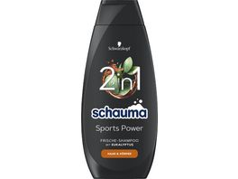 schauma Shampoo Sports Power