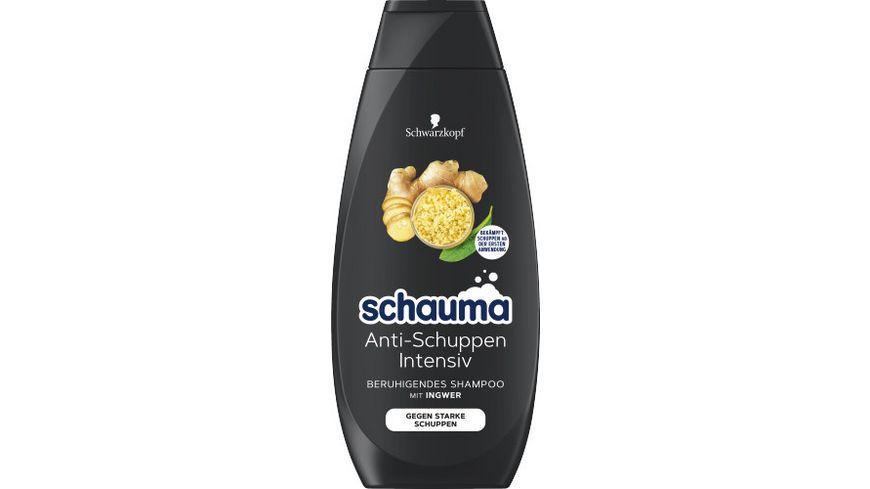 schauma Shampoo Intensiv Anti-Schuppen