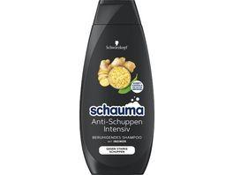 schauma Shampoo Intensiv Anti Schuppen