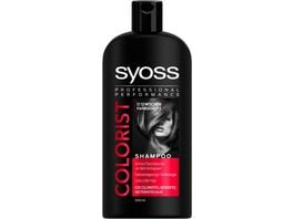 syoss Color Luminace Protect Shampoo