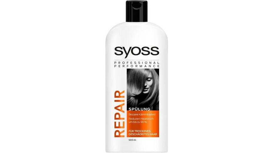 syoss Repair Therapy Spuelung