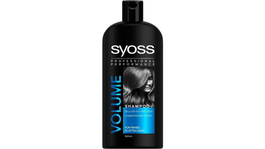 syoss Volume Collagen Lift Shampoo