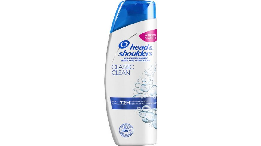 Head Shoulders Anti Schuppen Shampoo classic clean