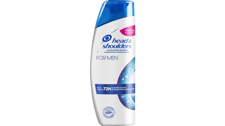 head shoulders Anti Schuppen Shampoo for men
