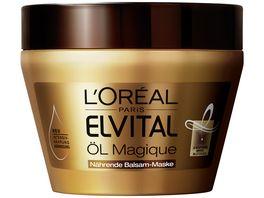 L OREAL PARIS ELVITAL Balsam Maske Intensiv Oil Magique