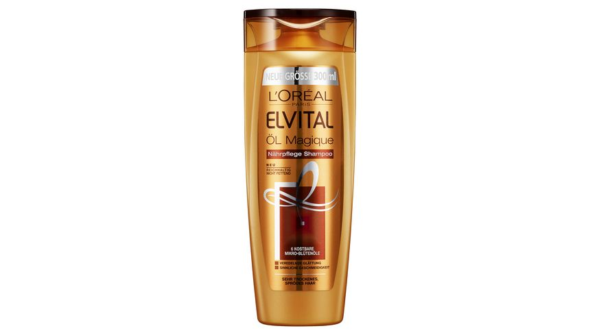 Loréal Paris Elvital Shampoo öl Magique Sehr Trockenes Haar Online