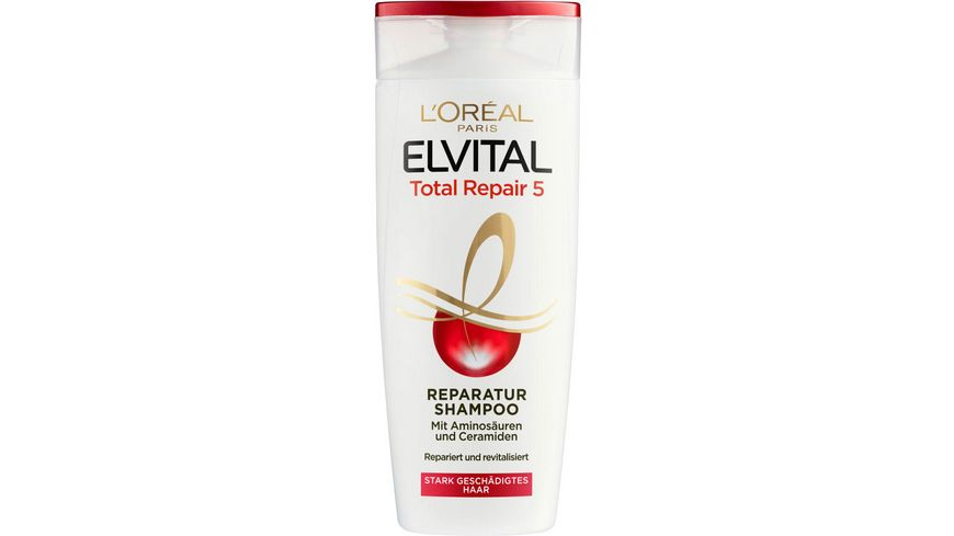 L OREAL PARIS ELVITAL Shampoo Total Repair