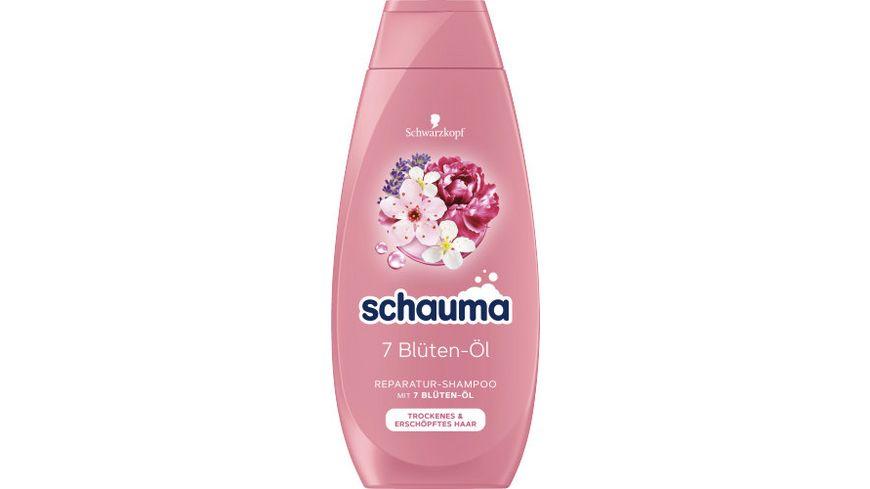 schauma Shampoo Repair 7 Blueten Oel
