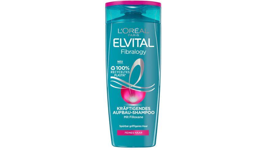 L OREAL PARIS ELVITAL Shampoo Fibralogy