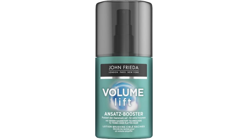 JOHN FRIEDA Luxurious VOLUME Blow Dry Lotion Ansatz Booster