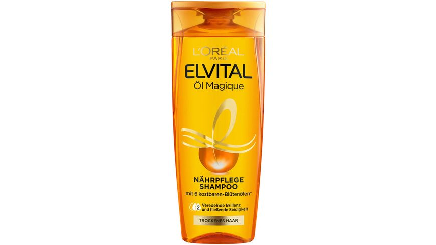 L OREAL PARIS ELVITAL Shampoo Oel Magique