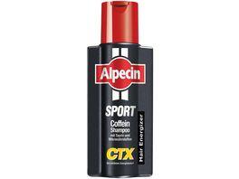 Alpecin Coffein Shampoo Sport CTX