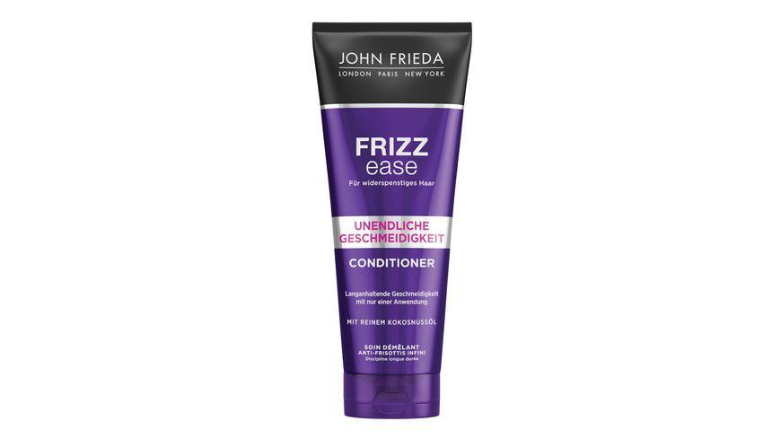 JOHN FRIEDA FRIZZ ease Conditioner unendliche Geschmeidigkeit