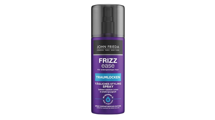 JOHN FRIEDA FRIZZ ease Stylingspray Traumlocken