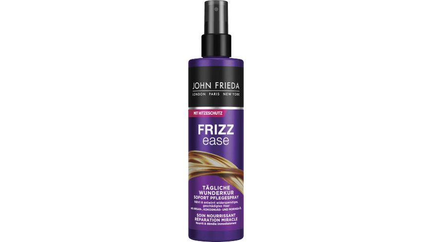 JOHN FRIEDA FRIZZ ease Sofort Pflegespray Wunderkur