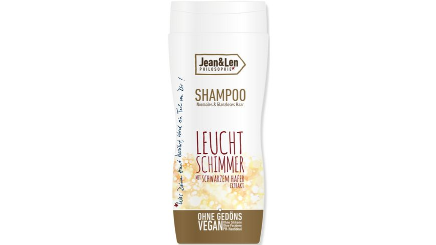 Jean Len Shampoo Leuchtschimmer
