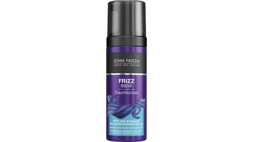 JOHN FRIEDA FRIZZ ease Stylingschaum Traumlocken