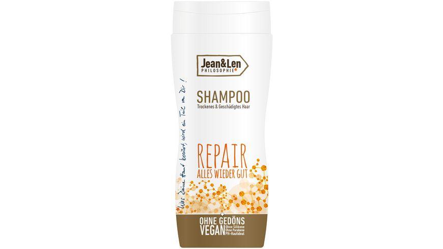Jean Len Shampoo Repair