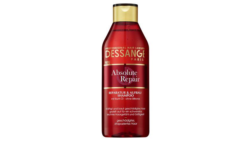 DESSANGE Shampoo Reparatur Aufbau