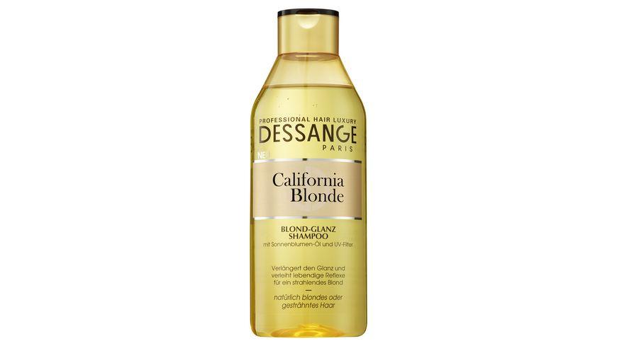 DESSANGE Shampoo Blond Glanz