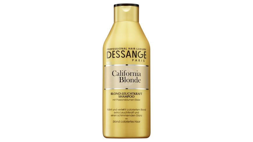 DESSANGE Shampoo Blond Leuchtkraft