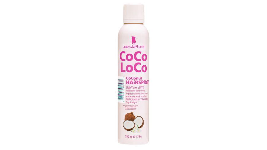 Lee Stafford Haarspray Coco Loco Coconut