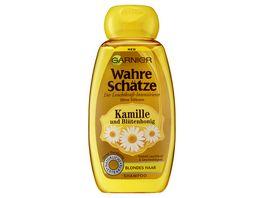 GARNIER Wahre Schaetze Shampoo Kamille Leuchtkraft