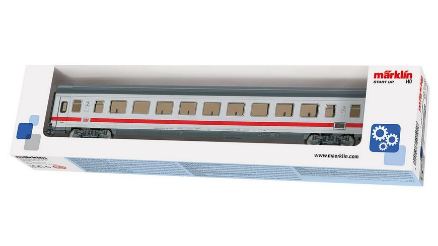 Maerklin 40501 Maerklin Start up Intercity Schnellzugwagen 2 Klasse