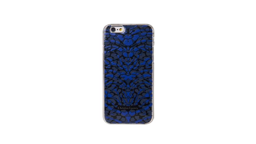 GUESS Cover 4G pantrige navy IPH7