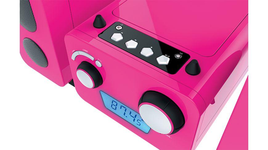 BIGBEN Stereo Music Center MCD11 Kids pink