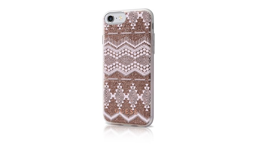 GUESS Cover 3D effect Tribal IPH7
