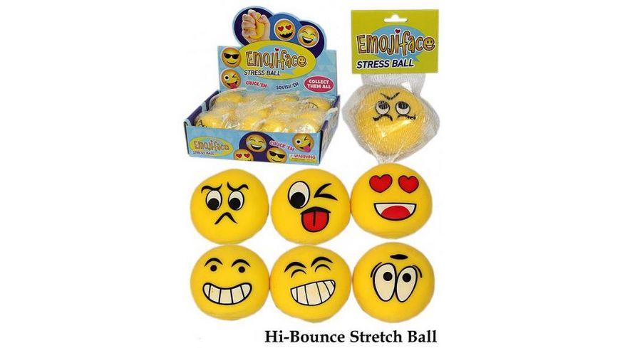 fun trading emoij antistress ball sortiert online