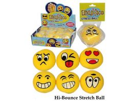 Fun Trading Emoij Antistress Ball sortiert
