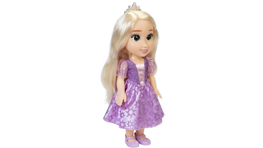 Jakks Pacific Spielpuppe My First Disney Rapunzel ca 35