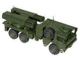 Roco 05057 Leichtes Artillerie Raketen System LARS 2 1 87