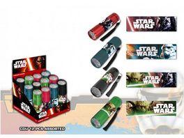 Fun Trading STAR WARS LED Taschenlampe sortiert