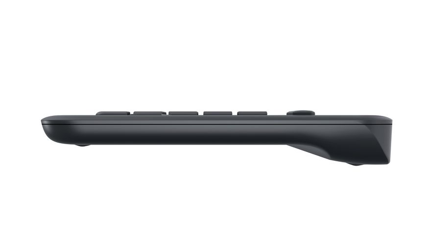 Logitech Wireless Touch Tastatur K400 Plus